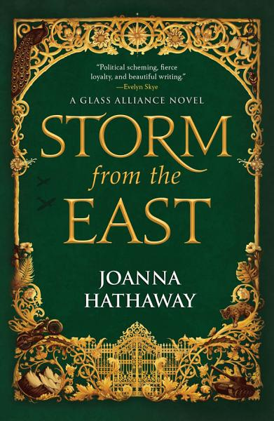 Download Storm from the East Book