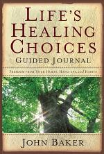 Life's Healing Choices Guided Journal
