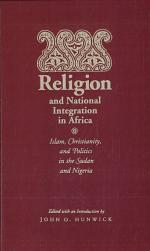 Religion and National Integration in Africa