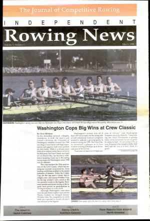Rowing News