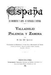 Valladolid, Palencia y Zamora