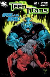 Teen Titans (2003-) #42