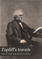 Topliff's Travels: Letters from Abroad in the Years 1828 and 1829