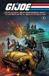 G.I. Joe/Transformers Crossover Vol. 1