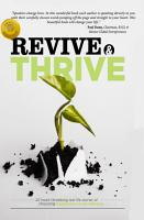 Revive and Thrive PDF