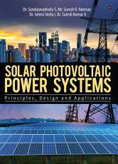 Solar Photovoltaic Power Systems PDF