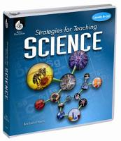 Strategies for Teaching Science  Levels 6 12 PDF