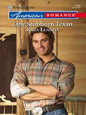 One Stubborn Texan