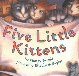 Five Little Kittens Book