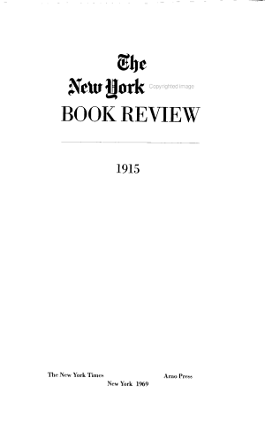 New York Times Book Review and Magazine PDF