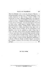 L'histoire romaine à Rome: Volumes3à4