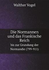 Die Normannen und das Frankische Reich