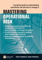 Mastering Operational Risk PDF