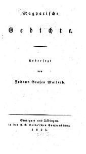 Magyarische Gedichte
