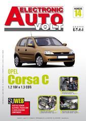 Manuale di elettronica Opel Corsa C: Benzina 1.2 16V e Diesel 1.3 CDTi - EAV14