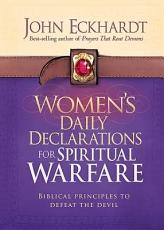 Women s Daily Declarations for Spiritual Warfare PDF