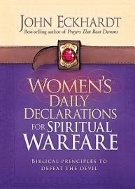 Women S Daily Declarations For Spiritual Warfare
