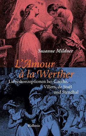 L Amour    la Werther PDF