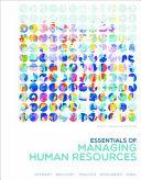 Essentials of Managing Human Resources