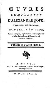 Oeuvres complettes d'Alexandre Pope