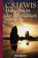 Das Gewicht der Herrlichkeit und andere Essays PDF
