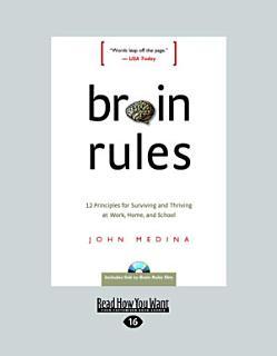 Brain Rules Book