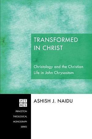Transformed in Christ PDF