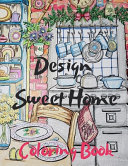 Design Sweet Home Coloring Book
