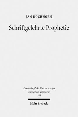 Schriftgelehrte Prophetie PDF