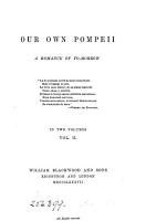 Our own Pompeii  by S M  Fox   PDF