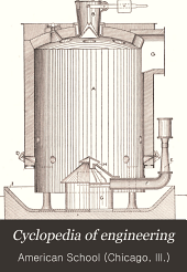 Cyclopedia of Engineering: A General Reference Work on Steam Boilers, Pumps, Engines, and Turbines, Gas and Oil Engines, Automobiles, Marine and Locomotive Work Heating and Ventilating, Compressed Air, Refrigeration, Dynamos, Motors, Electric Wiring, Electric Lighting, Elevators, Etc, Volume 3