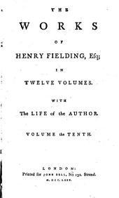 Amelia: Book I-VII, Volume 10