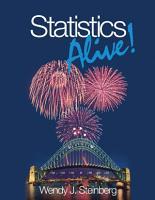 Statistics Alive  PDF