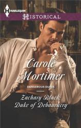 Zachary Black Duke Of Debauchery Book PDF