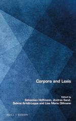 Corpora and Lexis
