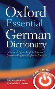 Oxford Essential German Dictionary PDF