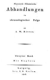 Physisch-chemische Abhandlungen in chronologischer Folge: Band 2