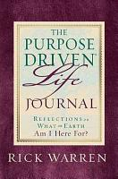 Purpose Driven Life Journal PDF