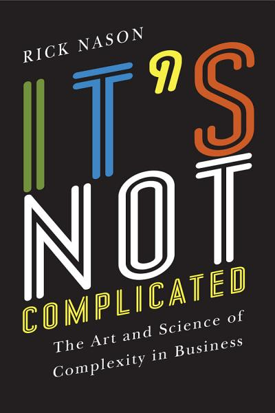 Download It s Not Complicated Book