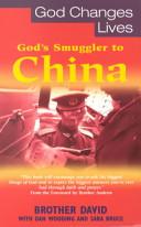 God s Smuggler to China Book