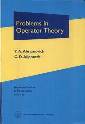 Problems in Operator Theory