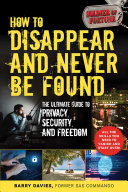 How to Disappear and Never Be Found PDF
