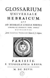 Glossarium universale hebraicum