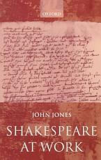 Shakespeare at Work PDF