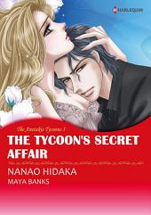 The Tycoon's Secret Affair: Harlequin Comics