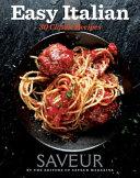 Saveur Easy Italian PDF