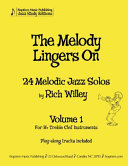 The Melody Lingers On  by Rich Willey Book