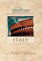 The Christian Travelers Guide to Italy PDF