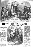 Claude Genoux  illustr   par Janet Lange  Histoire de Savoie PDF