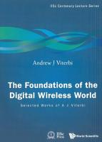 The Foundations of the Digital Wireless World PDF